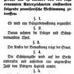 SG - Hagenburg Die Bürgerwehr