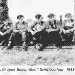 SG Hagenburg - Gruppierungen innerhalb der Schützengesellschaft